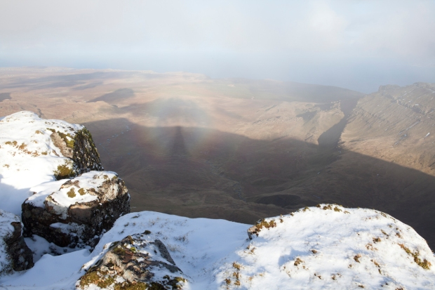 Brocken Spectre, Hartaval, Trotternish Ridge