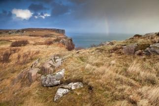 Kilt Rock Rainbow