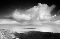 rain cloud, Isle of Skye