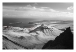 Staffin Bay, infrared, Isle of Skye, skye images