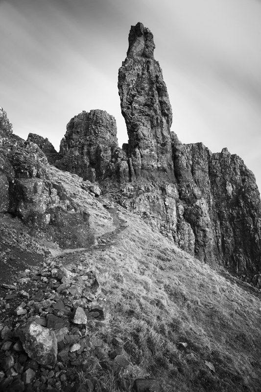 The Needle, Trotternish, Isle of Skye