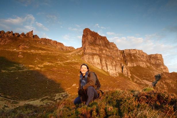 Photographing on Skye